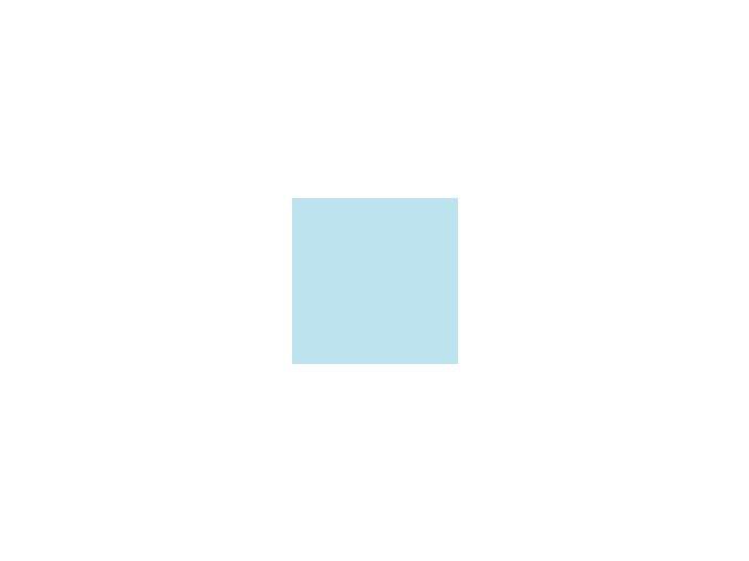 Papír 160 g/m² - A3 světle modrý (10listů)
