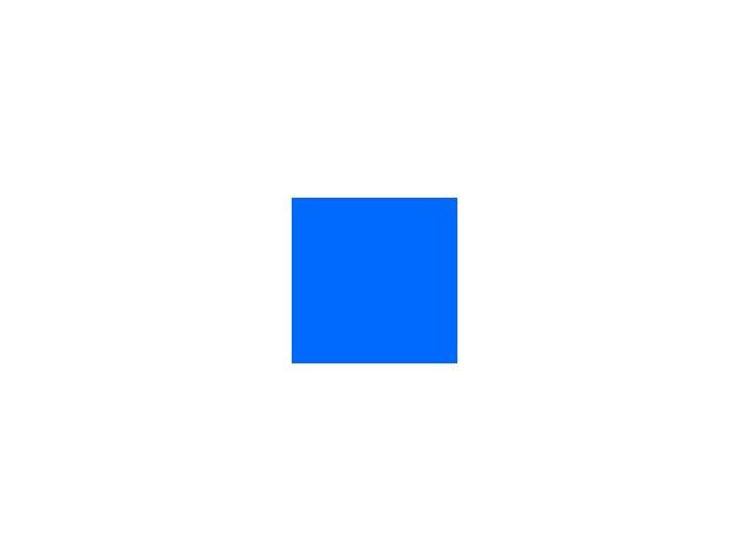 Papír 160 g/m² - A4 sytě modrý (10listů)