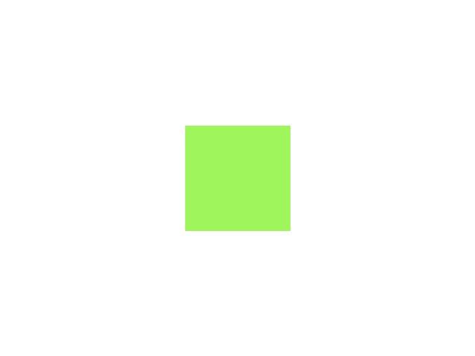 Papír 160 g/m² - A4 jarní zelený (10listů)