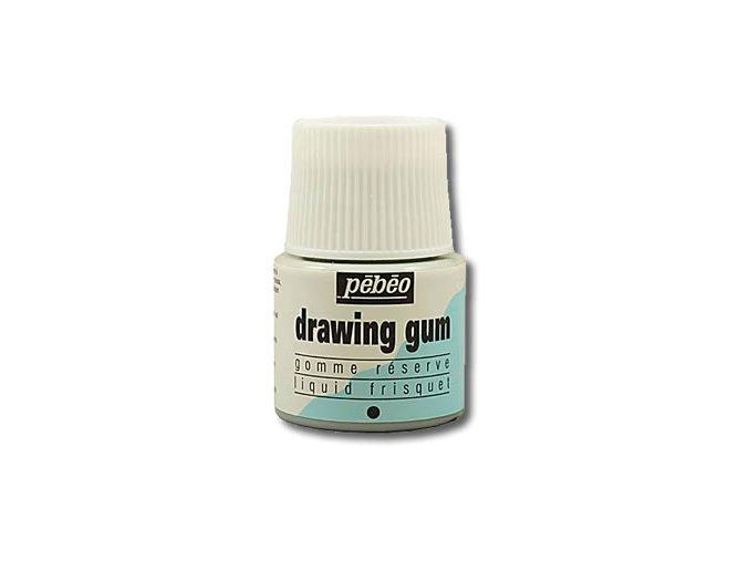 akvarel guma maskovací