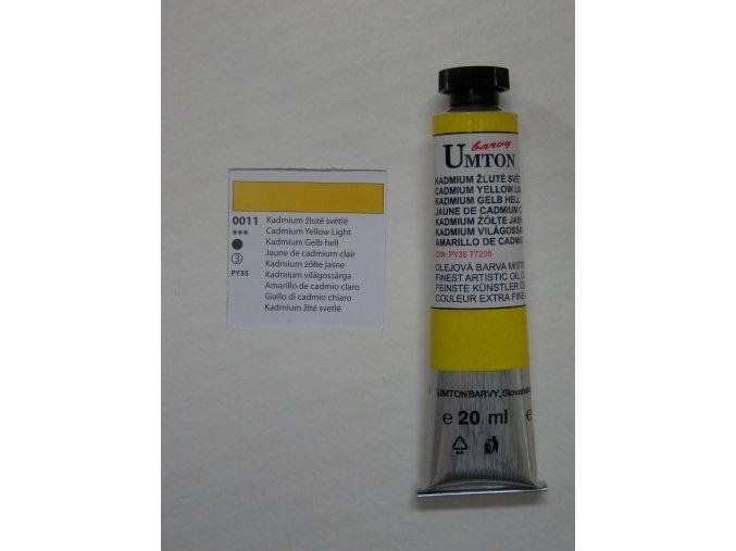 Kadmium žluté světlé