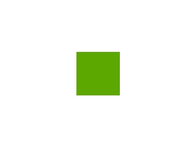 Papír 160 g/m² - A4 zelený (10listů)