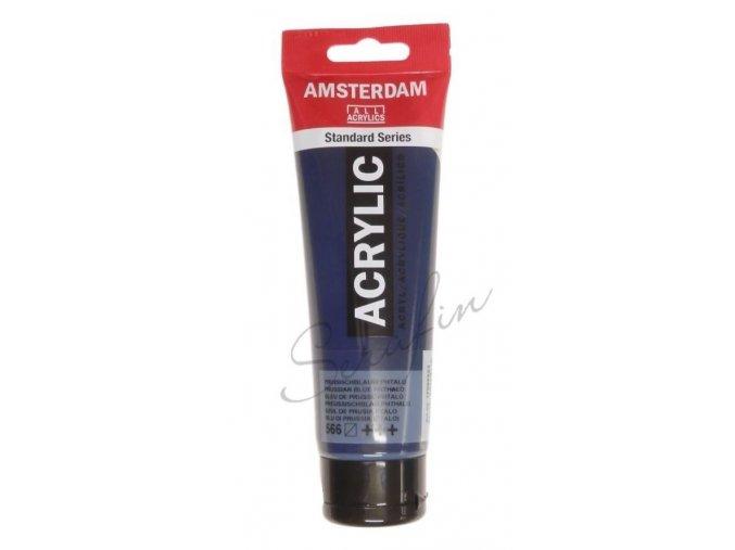 prussian blue phthalo 566