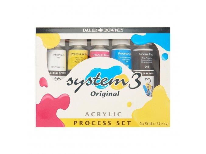 system3 5x75ml