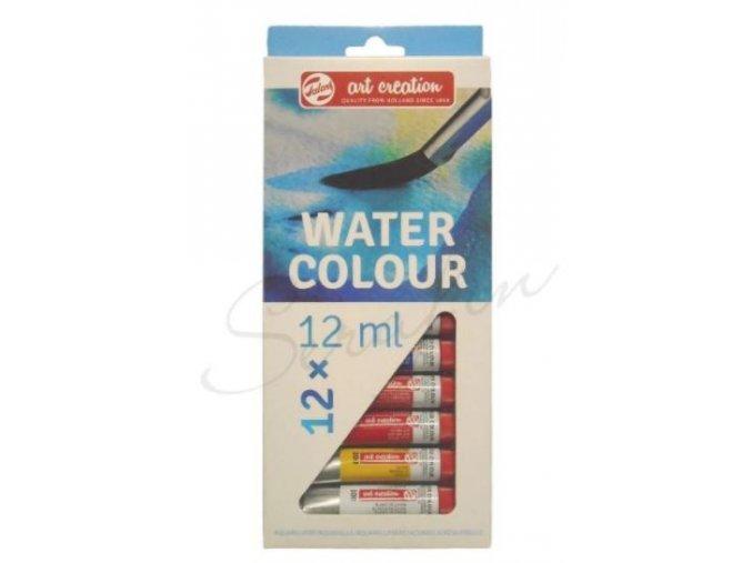 Sada akvarelových barev Royal Talens 12x12ml