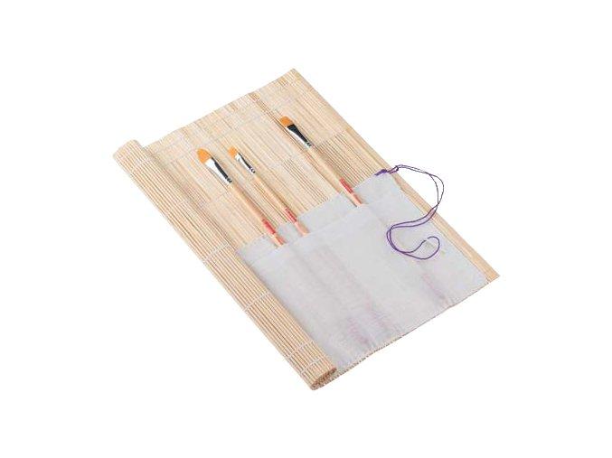 Bambusovy obal na stetce Talens Art Creation