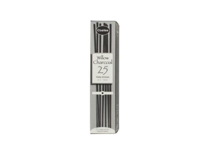 Sada uhlů Coates 25ks (2-3 mm)