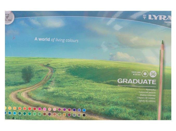Pastelky Graduate