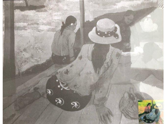 Plátno s motivem - Paul Gauguin