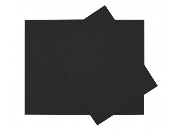 černé plátno
