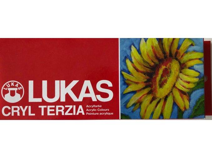 Akrylové barvy 12x 12 ml Lukas