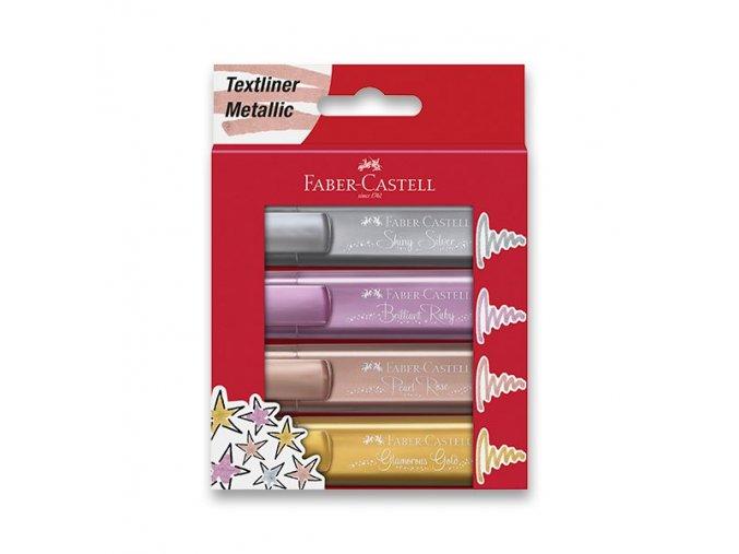 Zvýrazňovač Faber-Castell