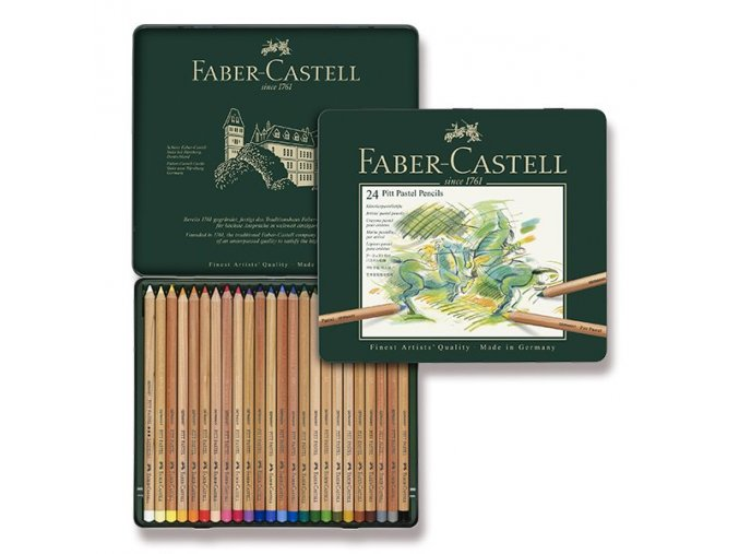 Umělecké pastely Faber-Castell