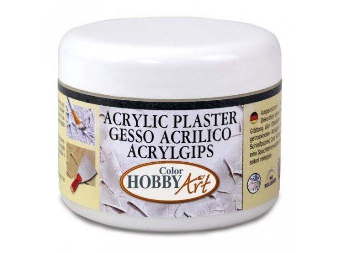 Akrylový tmel HOBBY ART COLOR - 250 ml