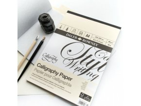 calligraphy paper A4