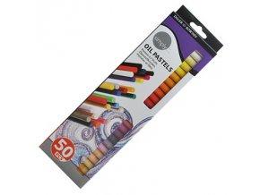 Olejový pastel  Simply - 50 ks