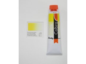 Permanent lemon yellow 254
