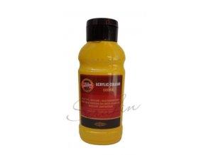 Akrylová barva 500 ml - žluť primární 0205