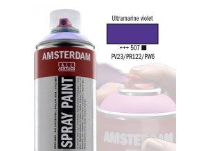 fialová akryl