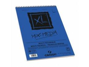 mix media A3