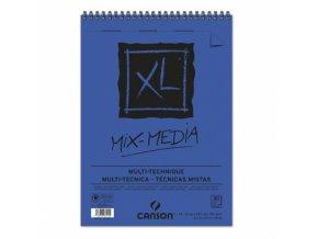 mix media A4