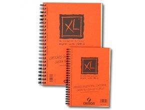 Blok XL - CROQUIS skicák - Canson 90g/m² - A5 (kroužková vazba na boku)