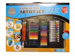 creative set 115pcs