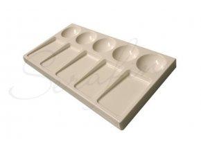Plastová paleta 5+5 misek