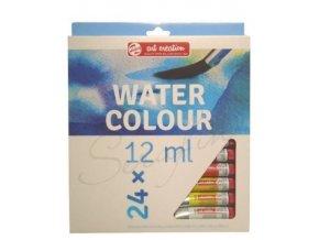 Sada akvarelových barev Royal Talens 24x12ml