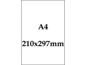 Papír 200g/m² A3 - bílý (200 listů)
