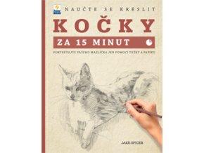 kresba kočky