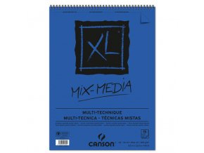A2 mix media