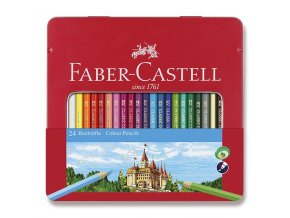 faber castell pastelky 24