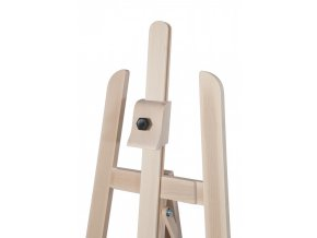Velký dřevěný malířský stojan - buk