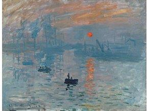 Van Gogh Hvězdná noc nad Rhonou