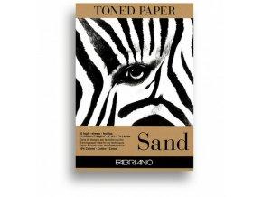 pískový papír
