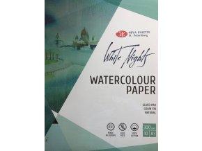 Blok pro akvarel St.Peterburg 100% bavlny 260g