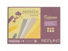 Blok Tiziano 160g Fabriano