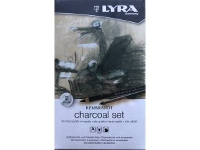 Uhel v plechové krabičce - Rembrant sada II