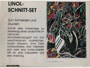 Linorytový set Abic
