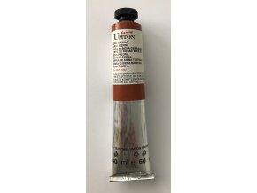Olejová barva UMTON 60 ml - siena pálená