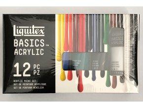 akrylové barvy Liquitex