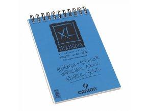 Blok XL MIX-MEDIA Canson 300g/m² - A5