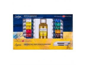 Ladoga - artists oil colours gift set