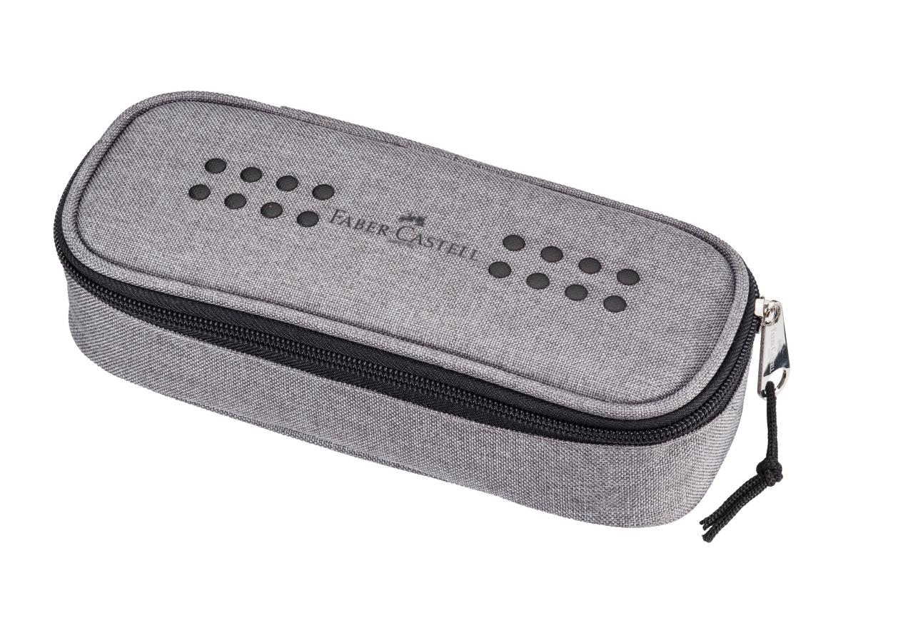 Plátěný penál Faber - Castell šedá: grey