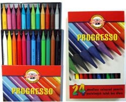 Pastelky PROGRESSO - 24 ks