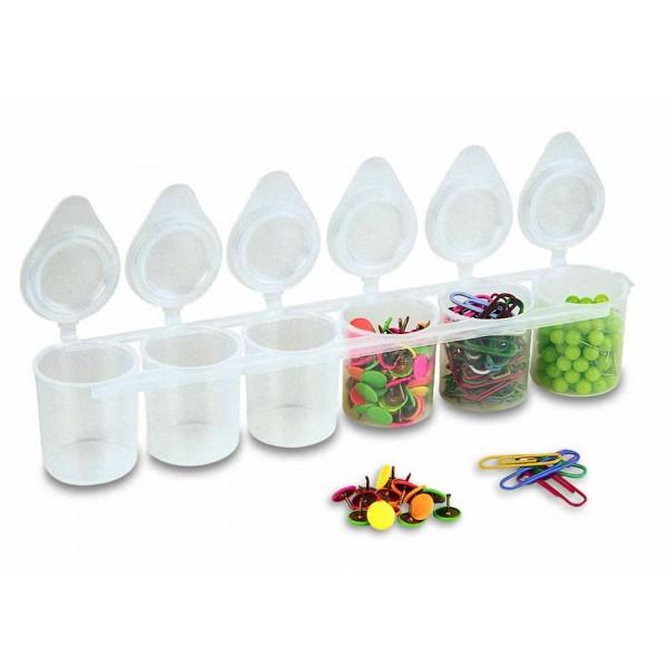 Kelímky plastové 6 ks v balení
