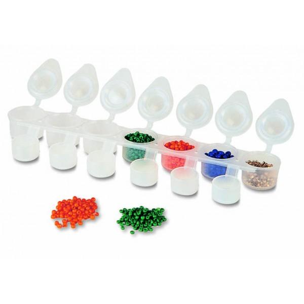 Kelímky plastové 7 ks v balení