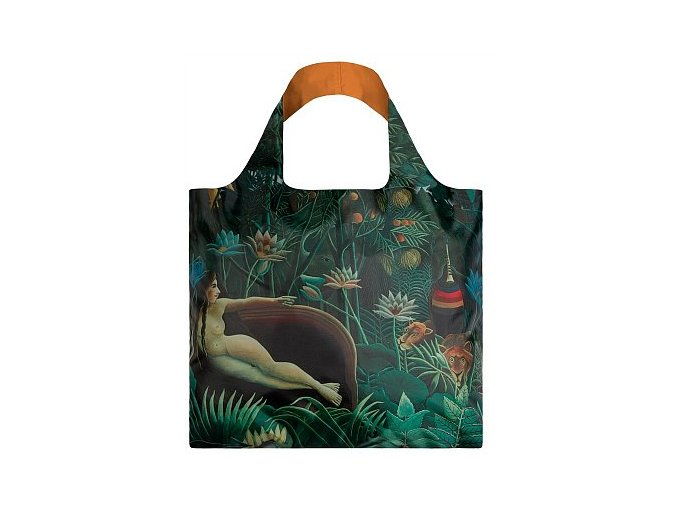 "Ekologická skládací taška ECOZZ - design ""Sen"""