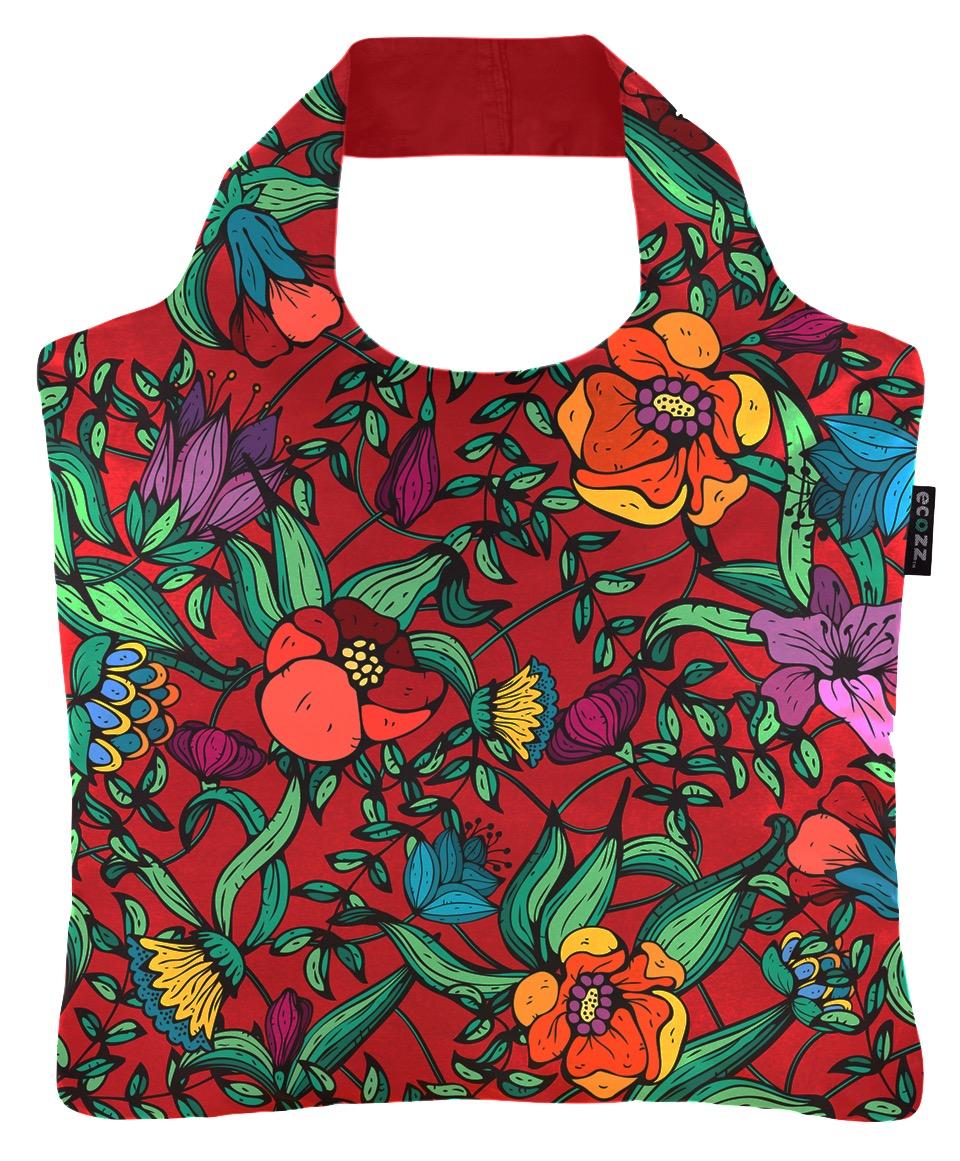 "Ekologická skládací taška ECOZZ - ""Art Deco 01"""